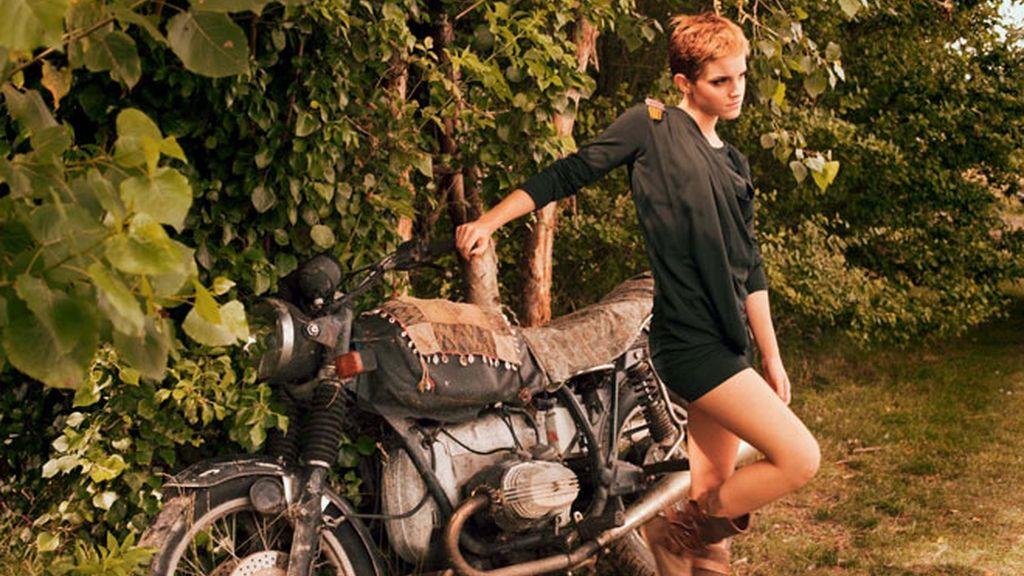 Emma Watson: actriz, modelo y diseñadora