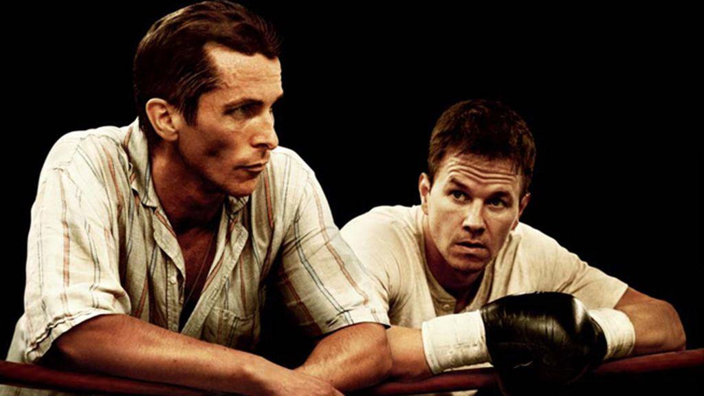 'The fighter, el luchador', en Cuatro