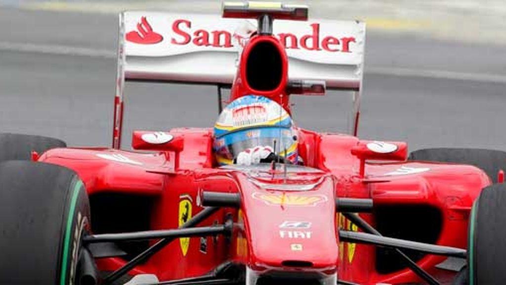 Fernando Alonso, a por su primera 'pole' de la temporada