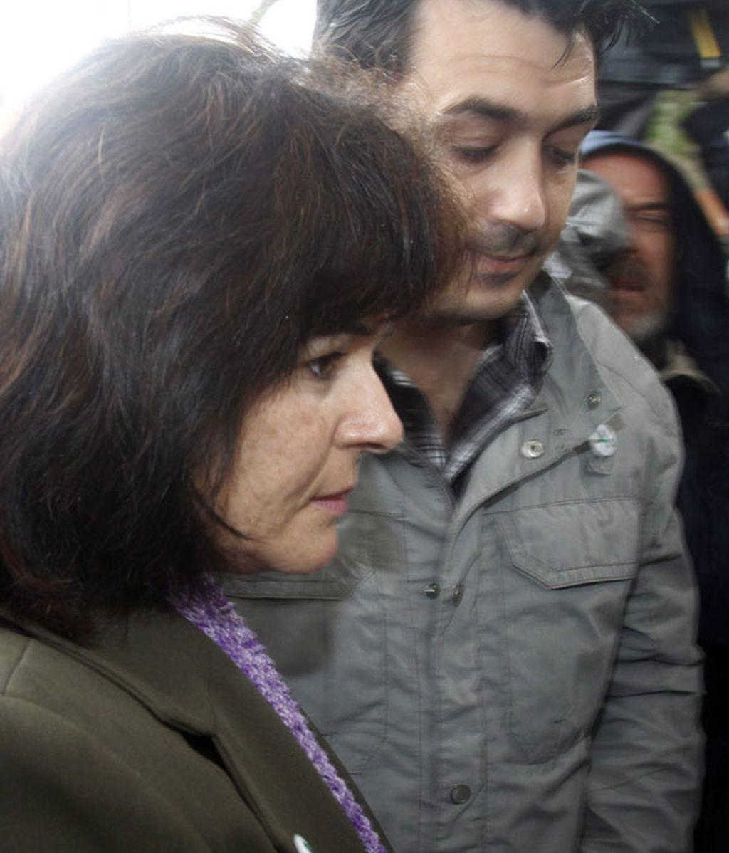 Ruth Ortiz, la madre de los niños desaparecidos en Córdoba, acude a los juzgados