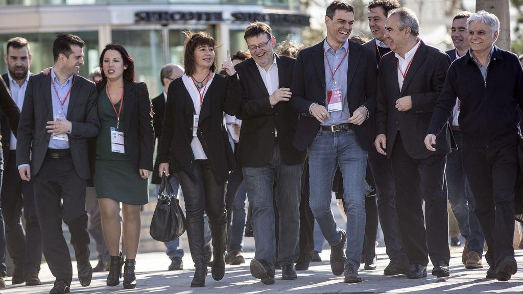 Conferencia Autonómica del PSOE en Valencia