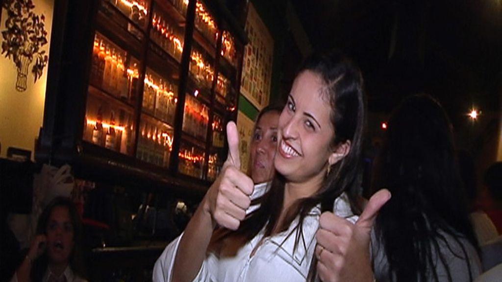 La noche es complice en Rio de Janeiro
