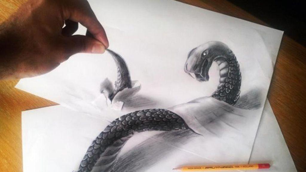 No te puedes perder estos increíbles dibujos