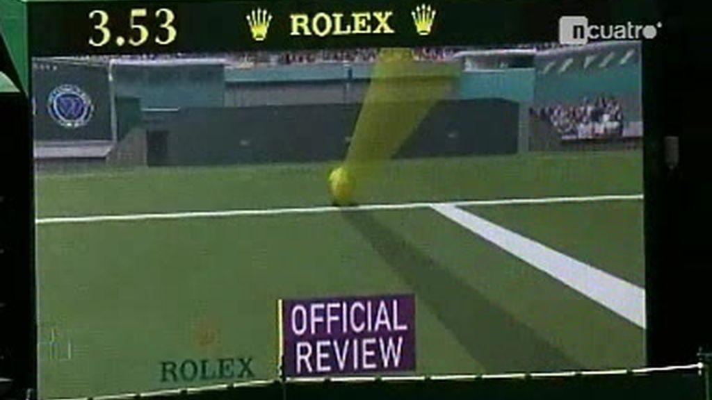 """¿Qué hay detrás del """"ojo de halcón"""" en Wimbledon?"""