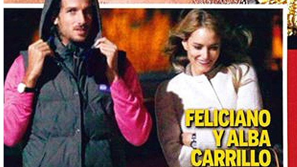 Alba Carillo, ¿nueva novia de Feliciano López?