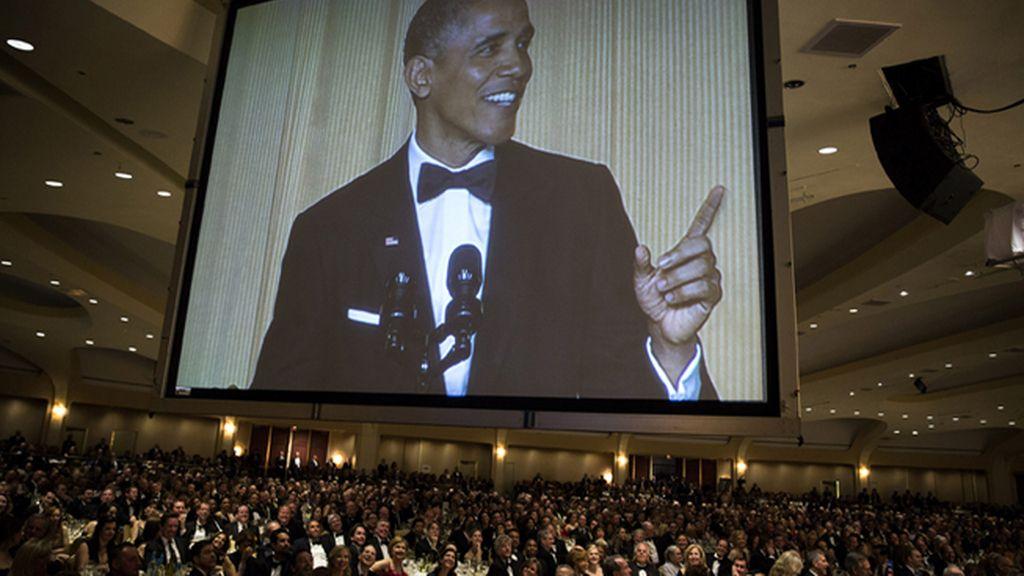 Diversión y glamour en la cena de la Asociación de Corresponsales de la Casa Blanca