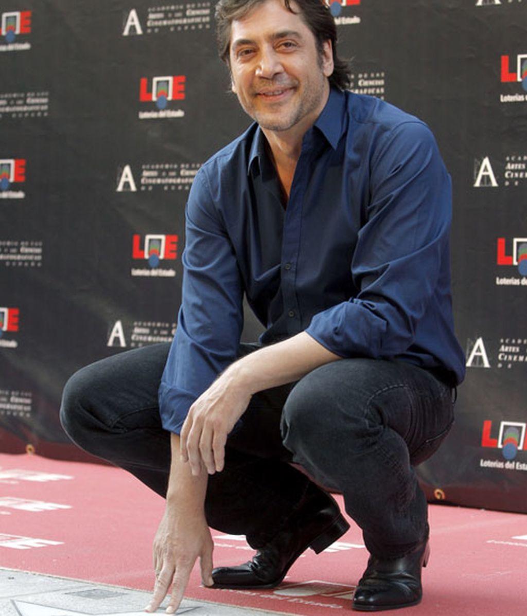 Las estrellas del cine español ya tienen su 'Paseo de la Fama'