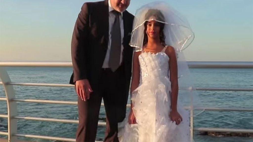 Un 'matrimonio infantil' despierta indignación en Líbano