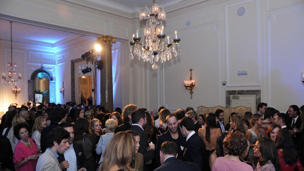 Los elegantes salones del Hotel Ritz fueron, un año más, trestigos de los premios Cosmopolitan Fun Fearless Female