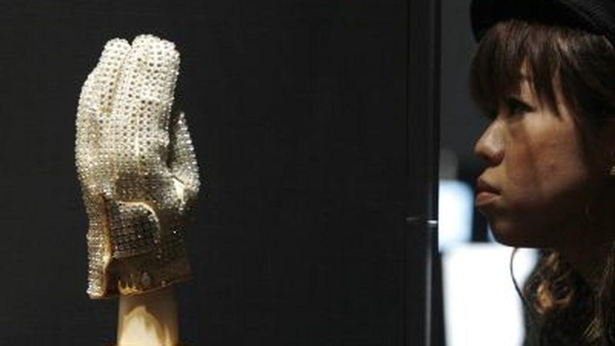 El famoso guante. FOTO: Archivo/Reuters.