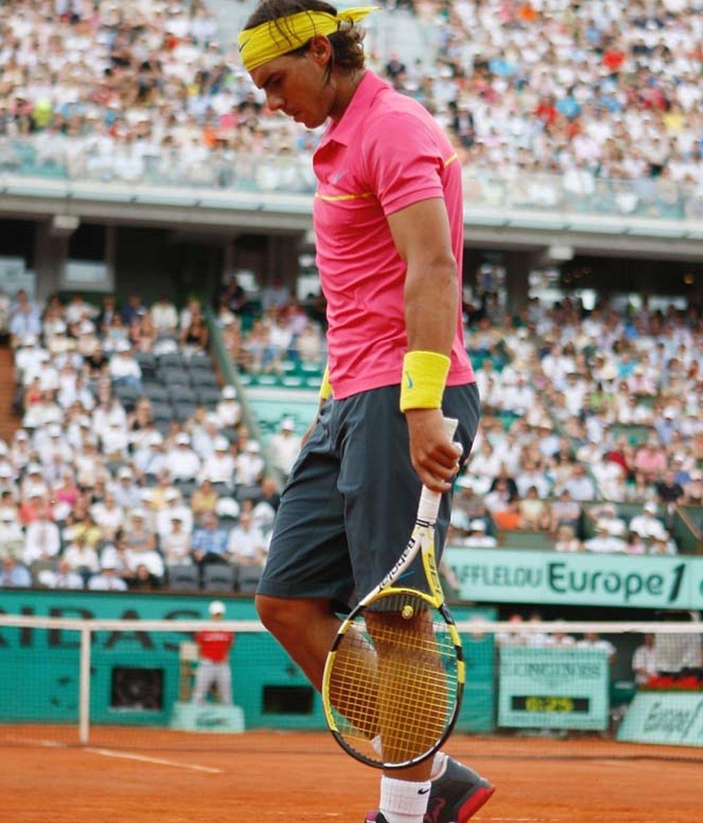 Derrota inesperada de Nadal en Roland Garros