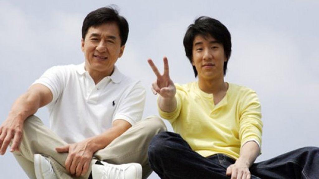 Jackie y Joycee Chan