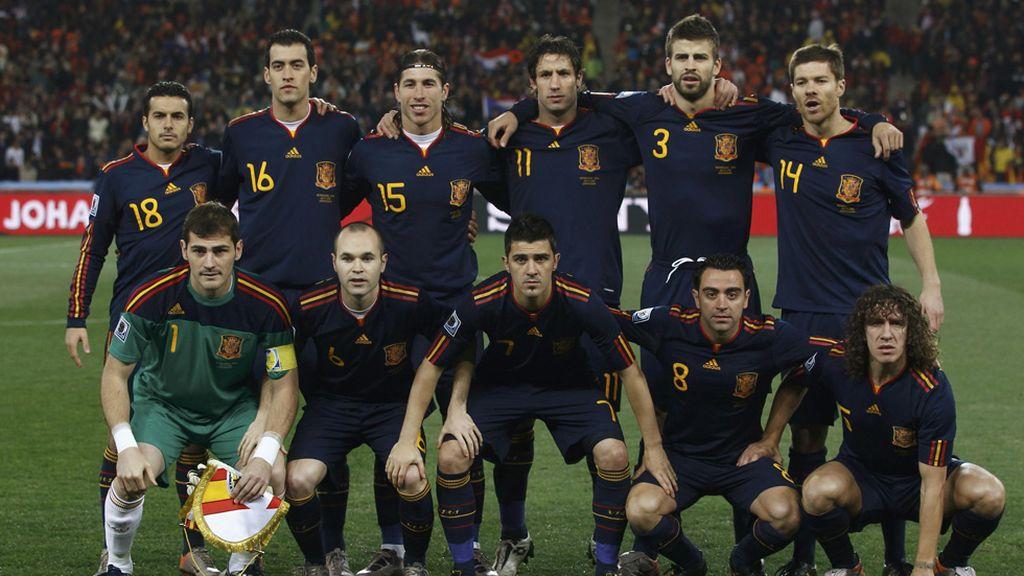 España venció por 1-0 y se proclamó Campeona del Mundo