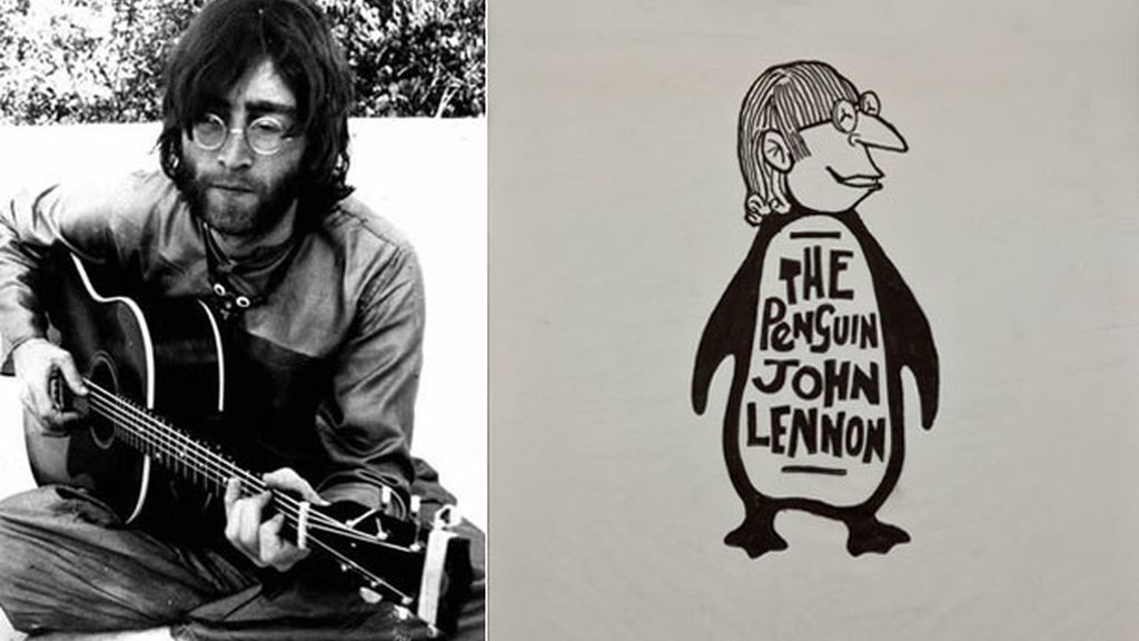 'The penguin', de John Lennon