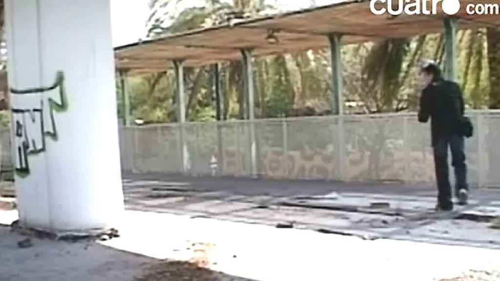 En total estado de abandono están las instalaciones que fueron orgullo nacional, las de la Expo '92 de Sevilla
