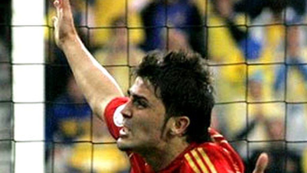 'El Guaje' ya lleva cuatro goles. Foto: AP