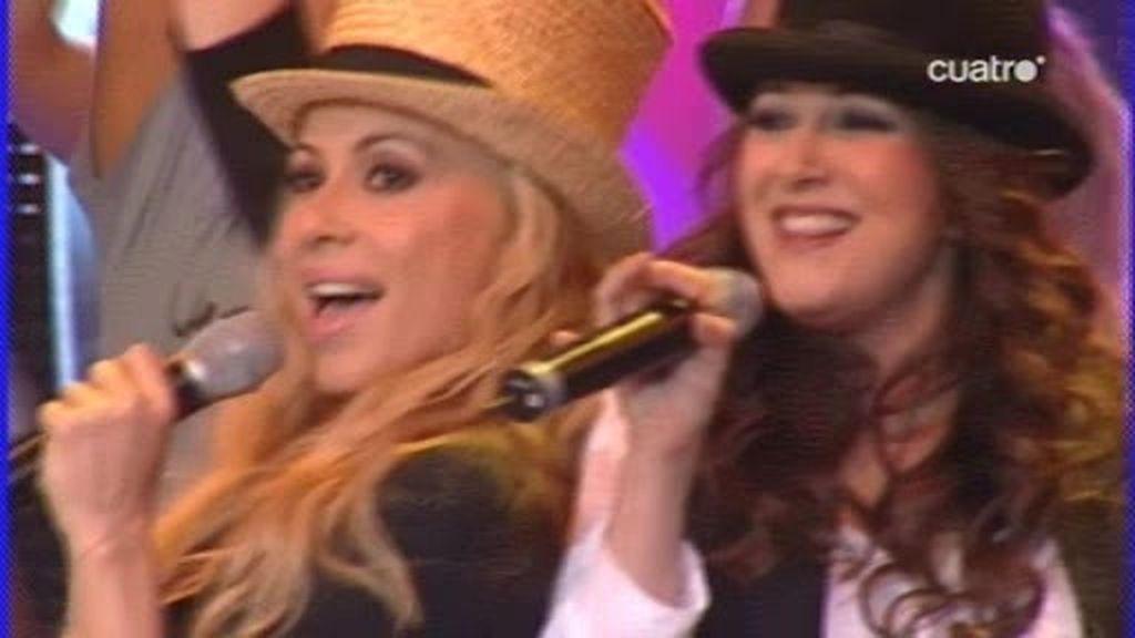 Marta Sánchez y Nena Daconte abren los invitados de lujo en Fama Revolution