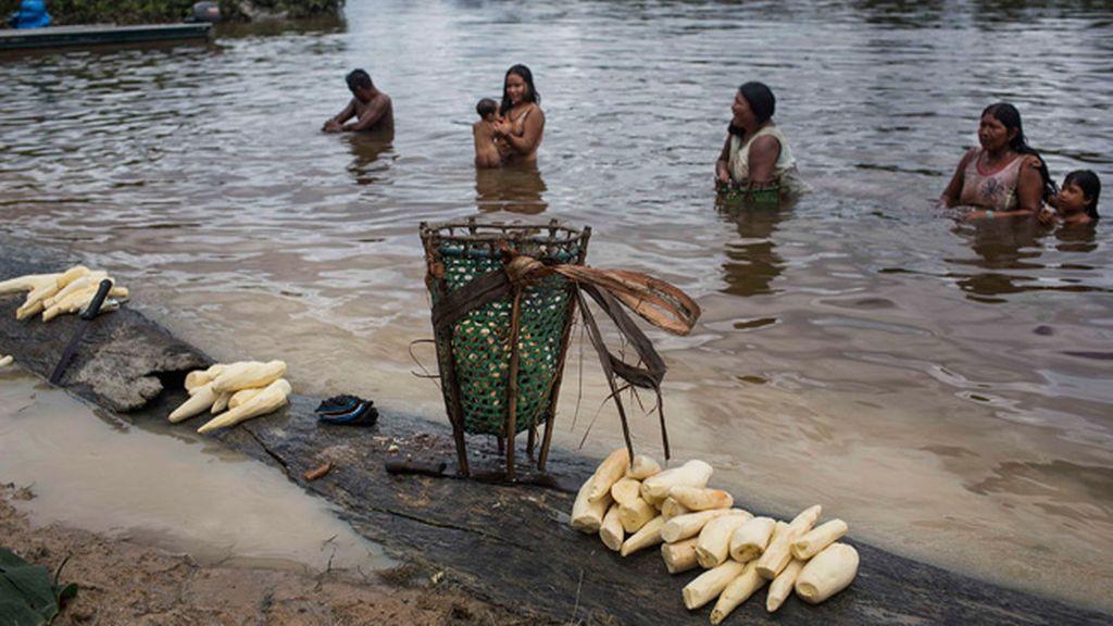 Los Xikrin Kayapó, un pueblo en lucha por su subsistencia
