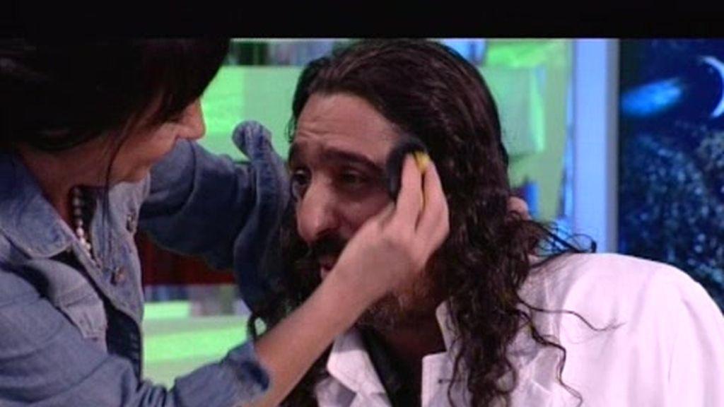 EXCLUSIVA: Pablo Motos y El Cigala cantan durantes la publicidad