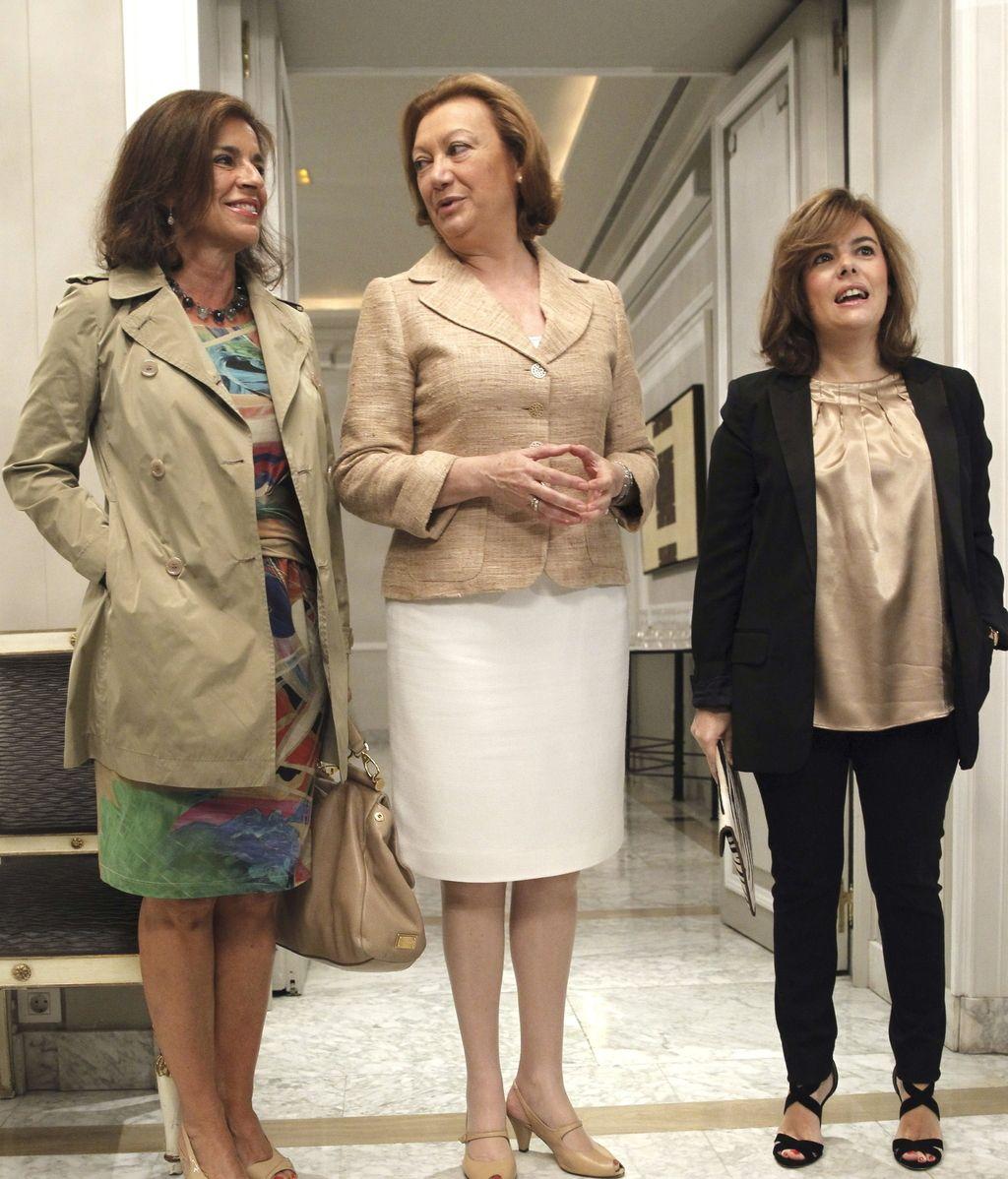 """Ana Botella, sorprendida """"totalmente"""" por Gowex, rescindirá """"inmediatamente"""" los contratos si las cuentas son falsas"""