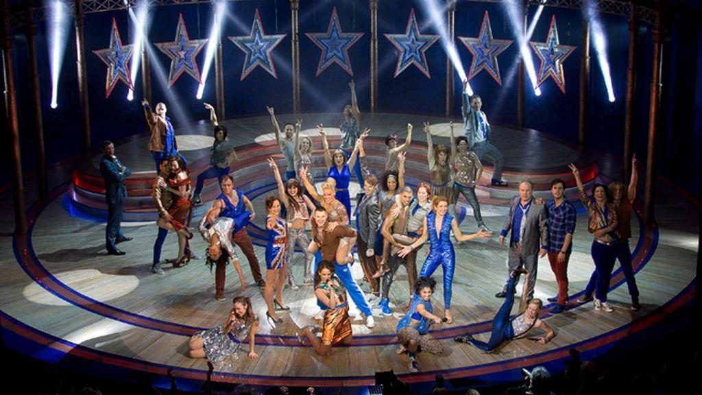 'Viva Forever', el musical