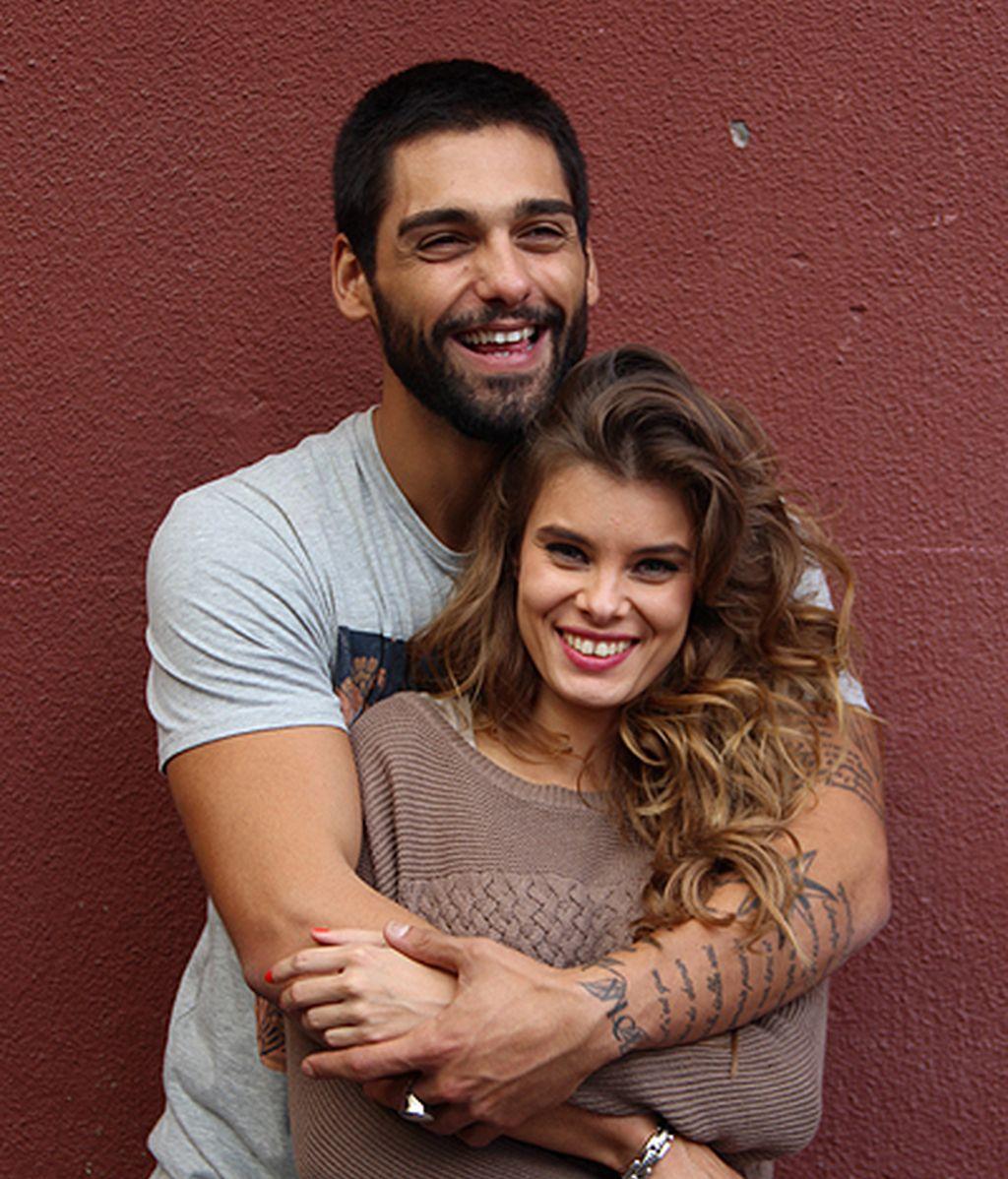 Isaac y Triana