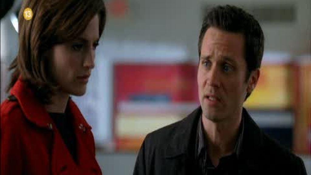Promo Castle: Tensión entre Beckett y Castle