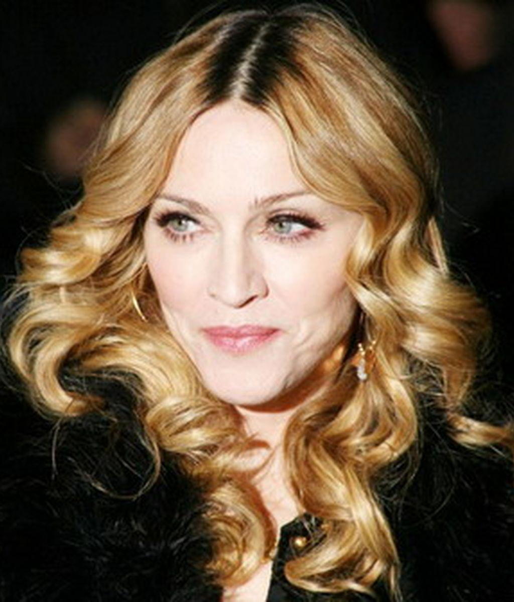 Madonna donará medio millón de dólares al pueblo de sus abuelos en Italia. Foto de archivo