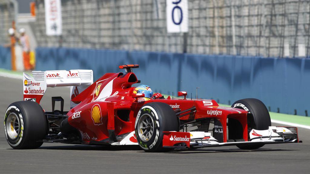 Fernando Alonso,GP Europa