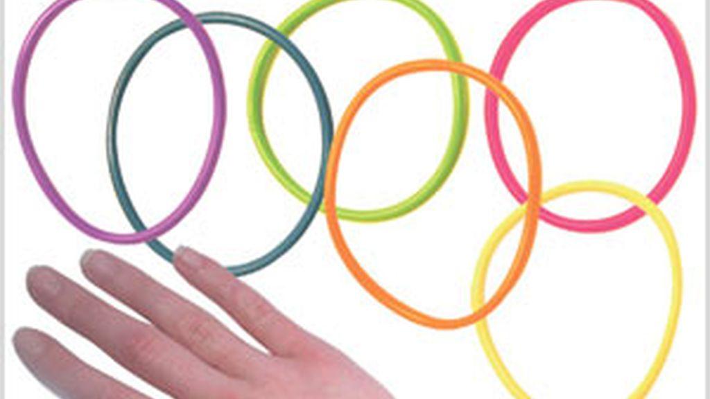 Los 'jelly bracelets' o, como ya las han denominado, 'pulseras del sexo'.