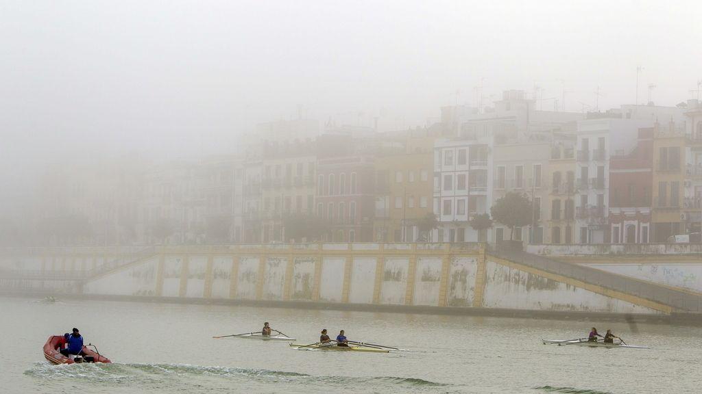 Niebla en el norte peninsular