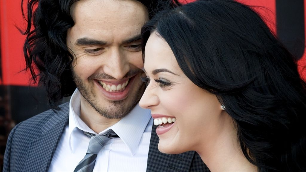 Katy Perry borra a Russell Brand del Twitter