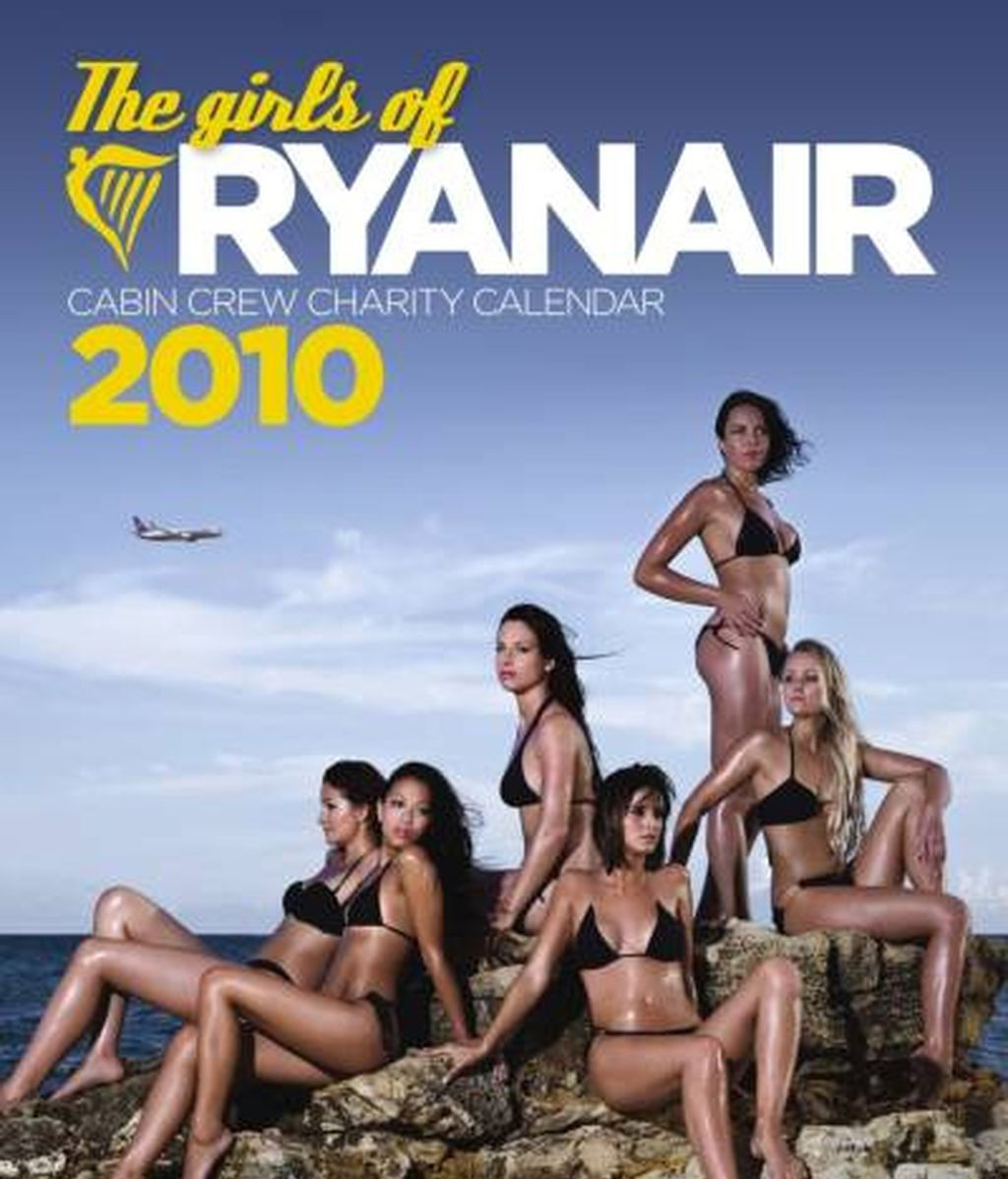 Se desnudan de nuevo para 2010