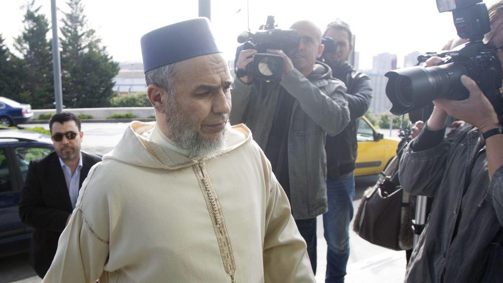 Abdeslam Laaroussi, el imán de Terrasa
