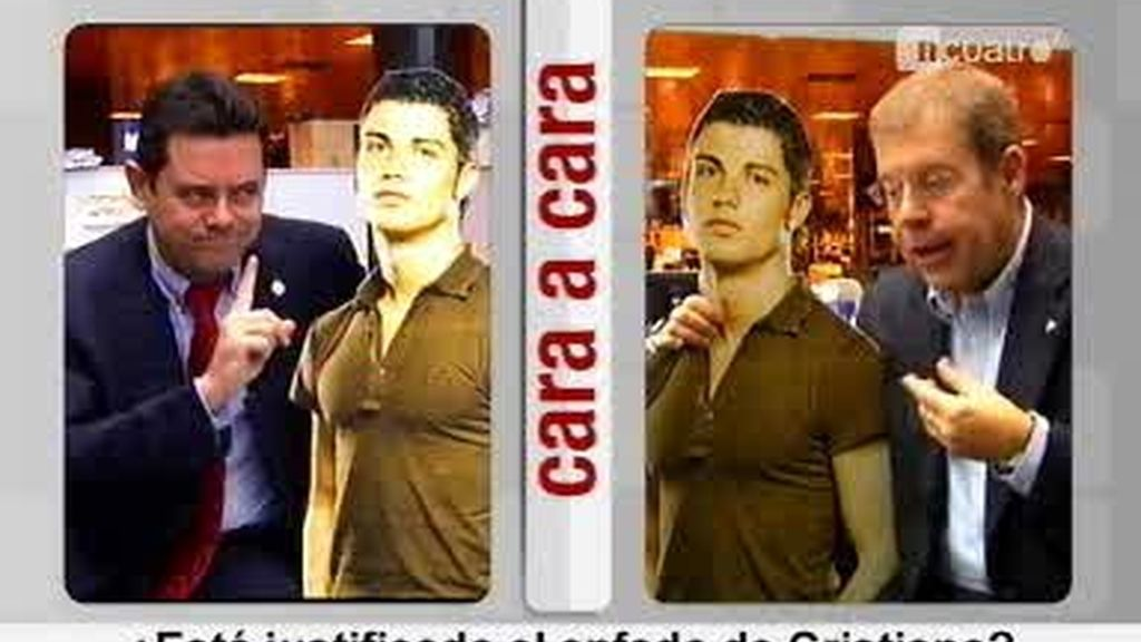 Cara a cara: ¿está justificado el enfado de Cristiano Ronaldo?