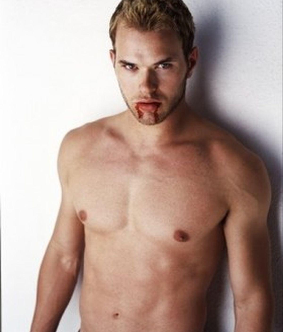 Kellan Lutz, el hermano vampiro de Edward Cullen, será la imagen de la próxima temporada de Calvin Klein. Foto archivo