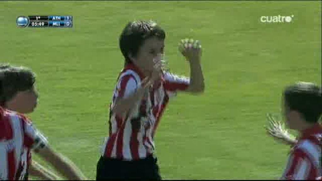 Asier Izaguirre adelnató al Bilbao
