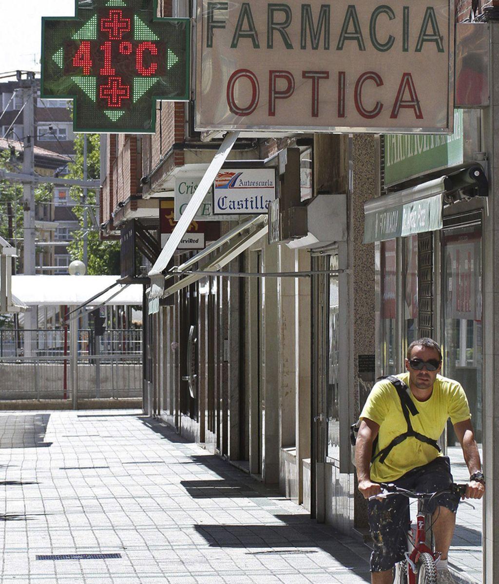 La ola de calor extremo afecta a toda España
