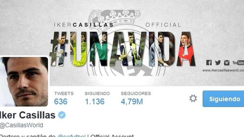 Twitter Casillas