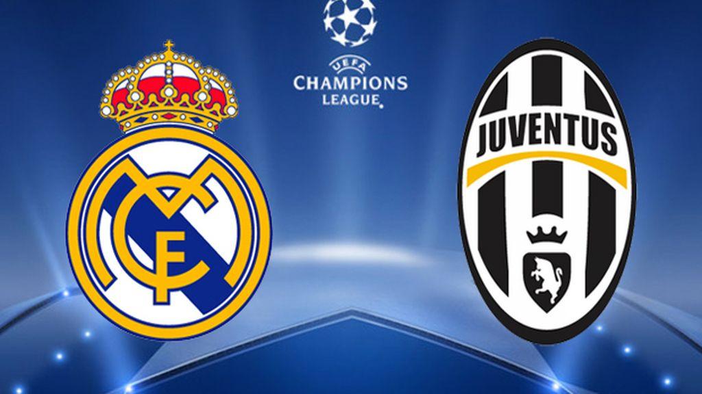 ¡¡3 entradas dobles para el partido entre Real Madrid y Juventus!!