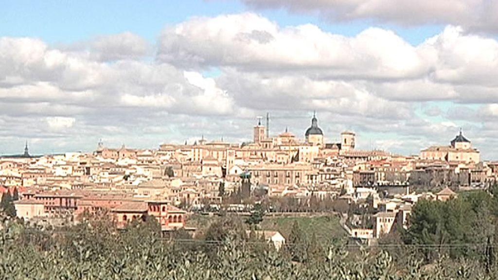 Impresionante vista del Cigarral de Toledo
