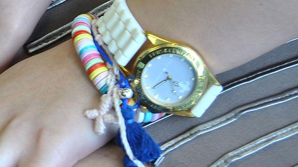 El reloj de Gemma