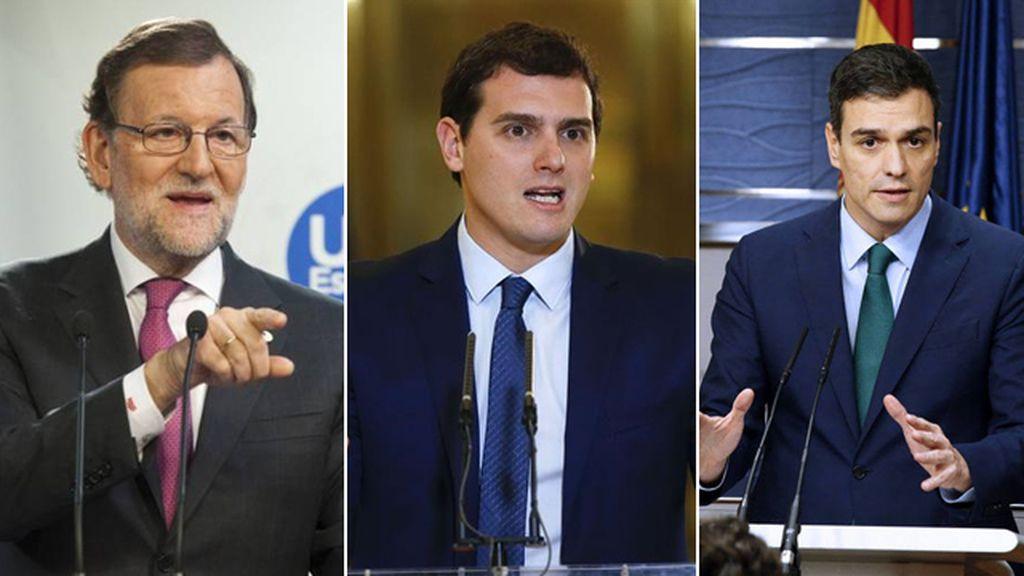 Albert Rivera ve rechazado su intento de iniciar ya conversaciones de gobierno con Rajoy y Sánchez
