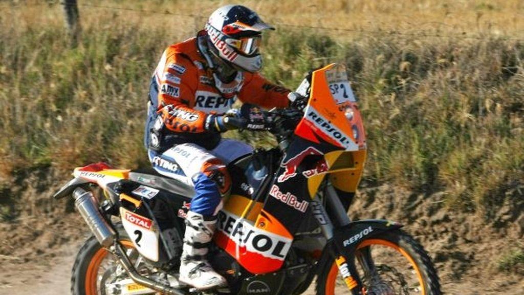 Etapa 1: Coma apabulla en motos y Sainz finaliza segundo en coches