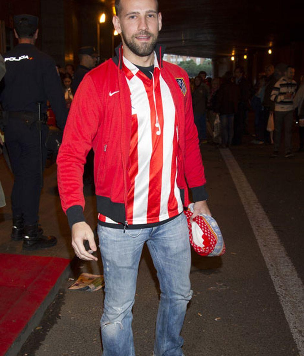 Gonzalo Miró, un gran aficionado al Atleti