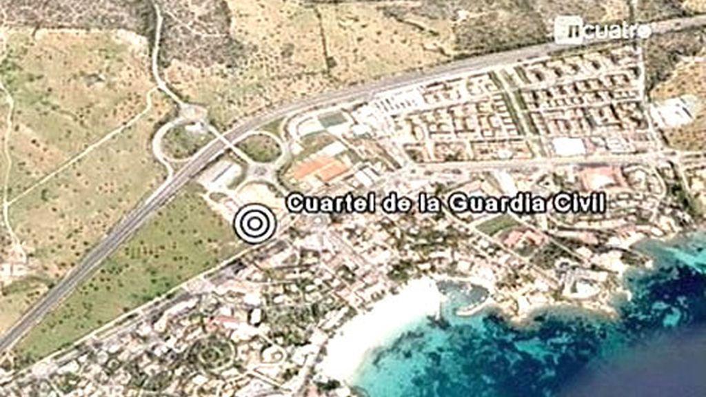ETA asesina a dos guardias civiles en Mallorca