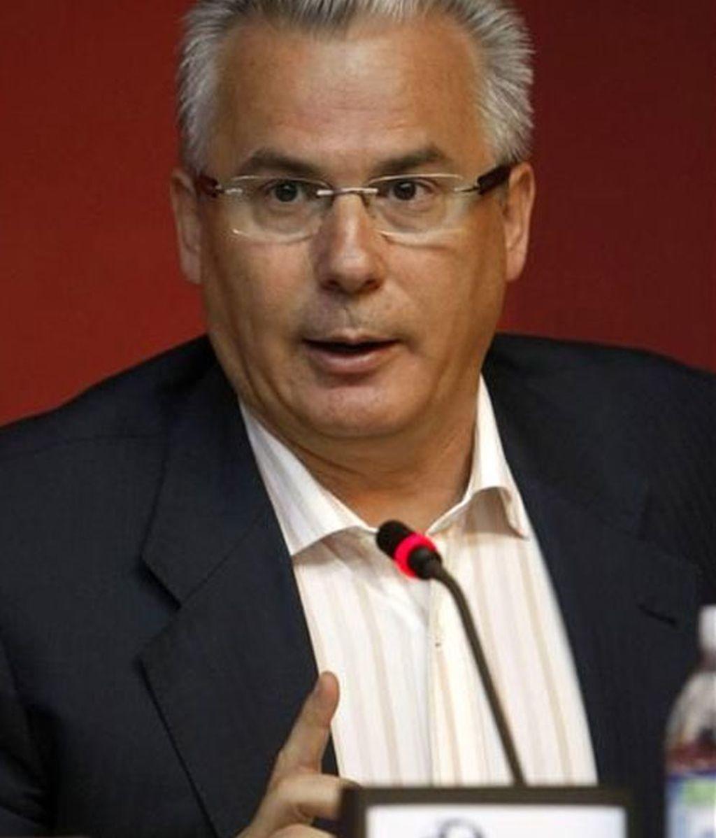 Imagen de archivo de Baltasar Garzón