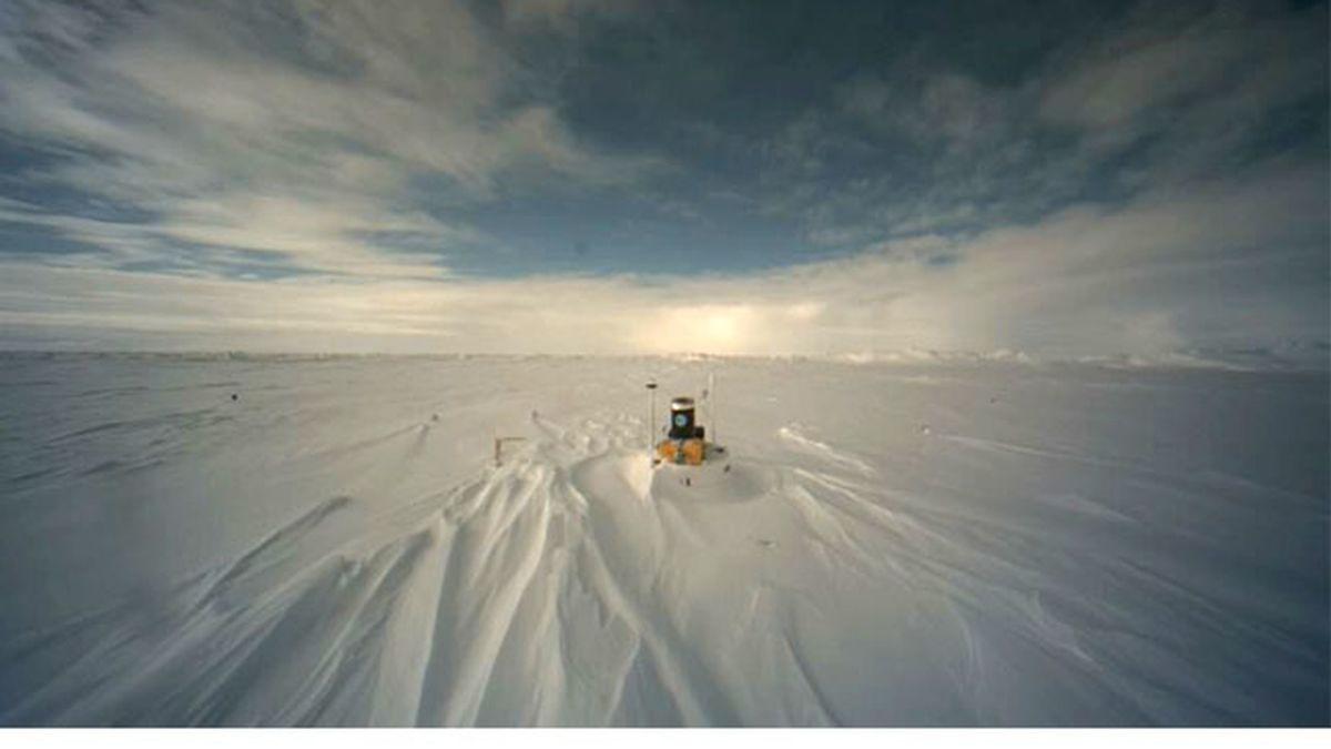 polo norte, Deshielo, ártico