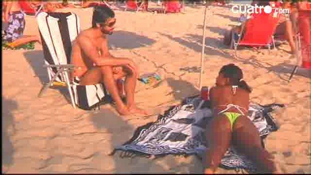 Río de Janeiro: La playa de Ipanema