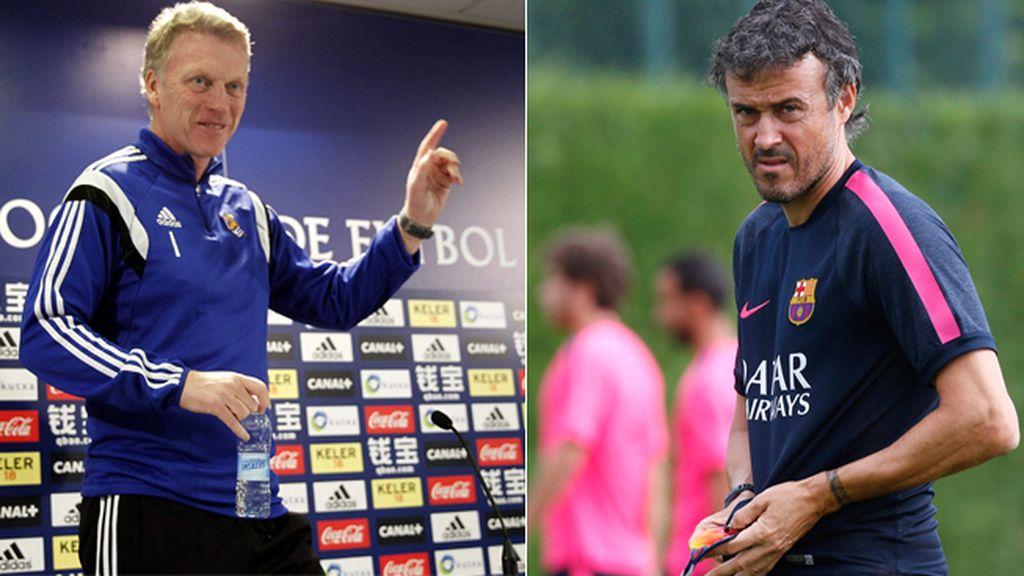 Real Sociedad y Barça buscan empezar bien el 2015